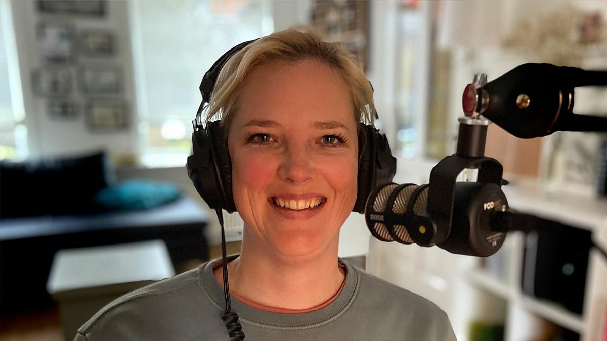Podcast voor mensen met migraine - Podcast door Karen Span