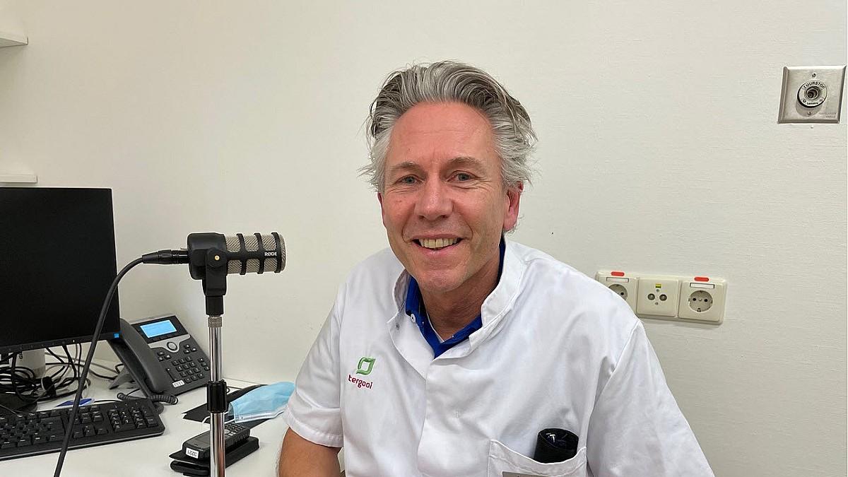 Podcast voor mensen met migraine - Podcast door neuroloog Hans Carpay (deel 1)